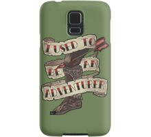 Adventurer Like You Samsung Galaxy Case/Skin