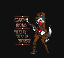 GFM 2014 Wild Wild West Theme Unisex T-Shirt