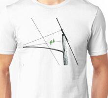 Love Birds Geometry T-Shirt