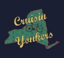 Bike Cycling Bicycle Cruising Yonkers New York by SportsT-Shirts