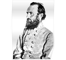 Stonewall Jackson | The Wighte Collection Poster