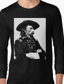 General Custer | The Wighte Collection Long Sleeve T-Shirt