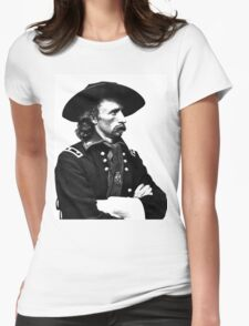 General Custer | The Wighte Collection Womens Fitted T-Shirt