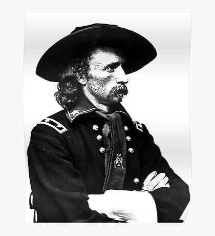 General Custer | The Wighte Collection Poster