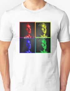 Primary POP ART Bill Nye Unisex T-Shirt