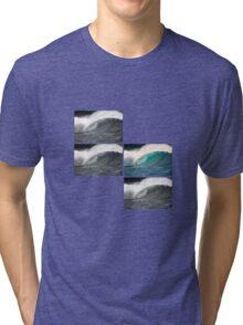 Four Barrels Tri-blend T-Shirt