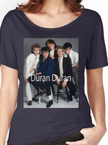 Vintage Duran Duran Women's Relaxed Fit T-Shirt