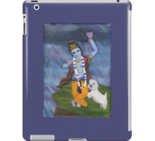 Refashioned Tarot-The Fool iPad Case/Skin