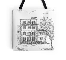 TEC - Blair House Tote Bag