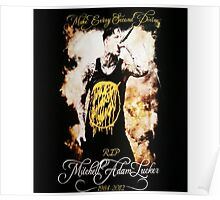 Mitch Lucker Poster