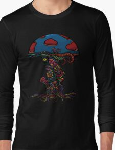 Heavy Shroom Long Sleeve T-Shirt