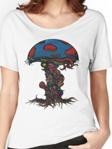 Heavy Shroom Women's Relaxed Fit T-Shirt