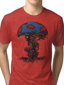 Heavy Shroom Tri-blend T-Shirt