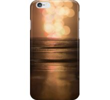 Just a Sip of Bokeh iPhone Case/Skin