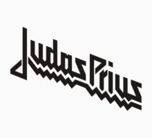 Judas Prius (old school all black) by MuethBooth