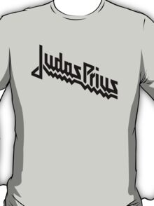 Judas Prius (old school all black) T-Shirt