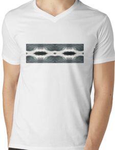 Psychedelic Barrels mpp Mens V-Neck T-Shirt