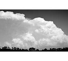 storm cloud 2 Photographic Print