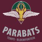 SADF Parabat (1 Parachute Bn) Shirt by civvies4vets