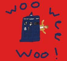 Woo Wee Woo! Kids Tee