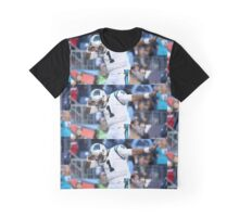 Cam Newton Dab Graphic T-Shirt