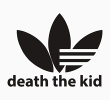 Death the kid Soul eater Adidas.  by Brantoe