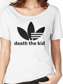 Death the kid Soul eater Adidas.  Women's Relaxed Fit T-Shirt