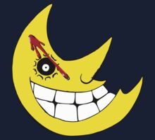 Moon from Soul eater and watchmen logo mashup by Brantoe