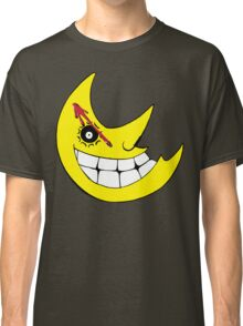 Moon from Soul eater and watchmen logo mashup Classic T-Shirt