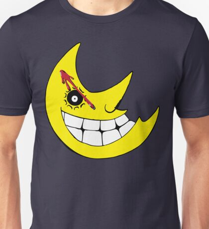 Moon from Soul eater and watchmen logo mashup Unisex T-Shirt