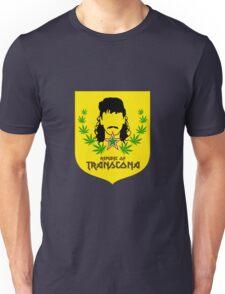 The Republic of Transcona Unisex T-Shirt