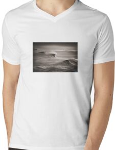 Late Afternoon Session Mens V-Neck T-Shirt