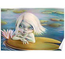 Melete, Monet's Muse Poster