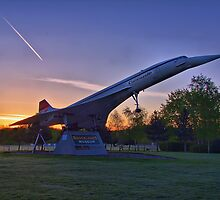 Concorde Sunrise 3 - Brooklands by Colin J Williams Photography