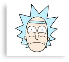 It's Rick! Canvas Print