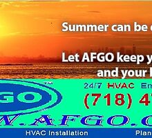 Commercial hvac Contractor by afgoafgo