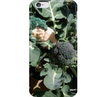 Broccoli Baby iPhone Case/Skin