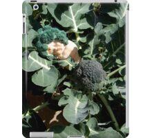 Broccoli Baby iPad Case/Skin