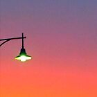 sunset lamp (no filter) by PJ Ryan