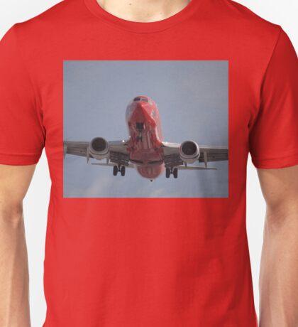 Virgin Blue 737 @ Sydney Airport 2008 Unisex T-Shirt