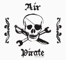 Steampunk Air Pirate Shirt by arcanearmoury