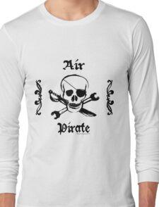 Steampunk Air Pirate Shirt Long Sleeve T-Shirt