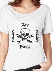Steampunk Air Pirate Shirt Women's Relaxed Fit T-Shirt