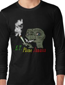 GANJA TIME Long Sleeve T-Shirt