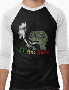 GANJA TIME Men's Baseball ¾ T-Shirt