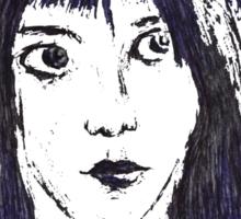 Violet Variation Sticker
