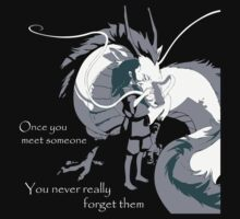 You Never Really Forget by Tauna