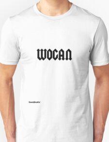 Wogan - plain black logo T-Shirt