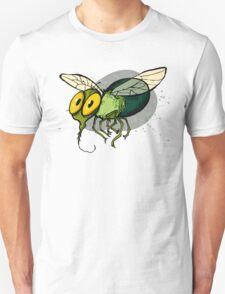 Green Soup Fly Unisex T-Shirt