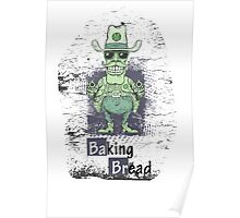 Baking Bread Poster